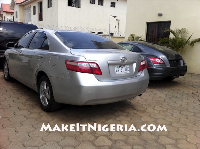 Auto Gele For Sale In Nigeria: Toyota Camry Car Rental In Abuja, Nigeria