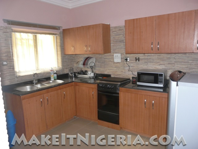 Kitchen Cabinets Ibadan