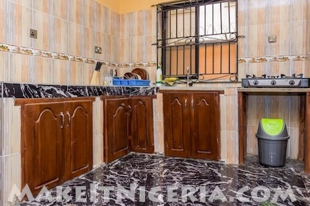 Westley vacation rental apartment isheri idimu lagos for Kitchen cabinets nigeria