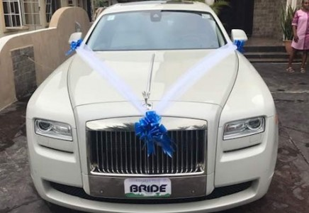Rolls Royce Ghost Luxury Car Rental Lagos Nigeria Make It