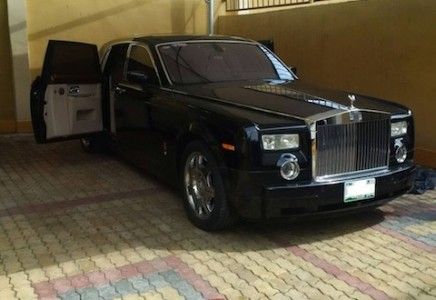 Rolls Royce Phantom Rental Lagos Nigeria Car Wedding Events